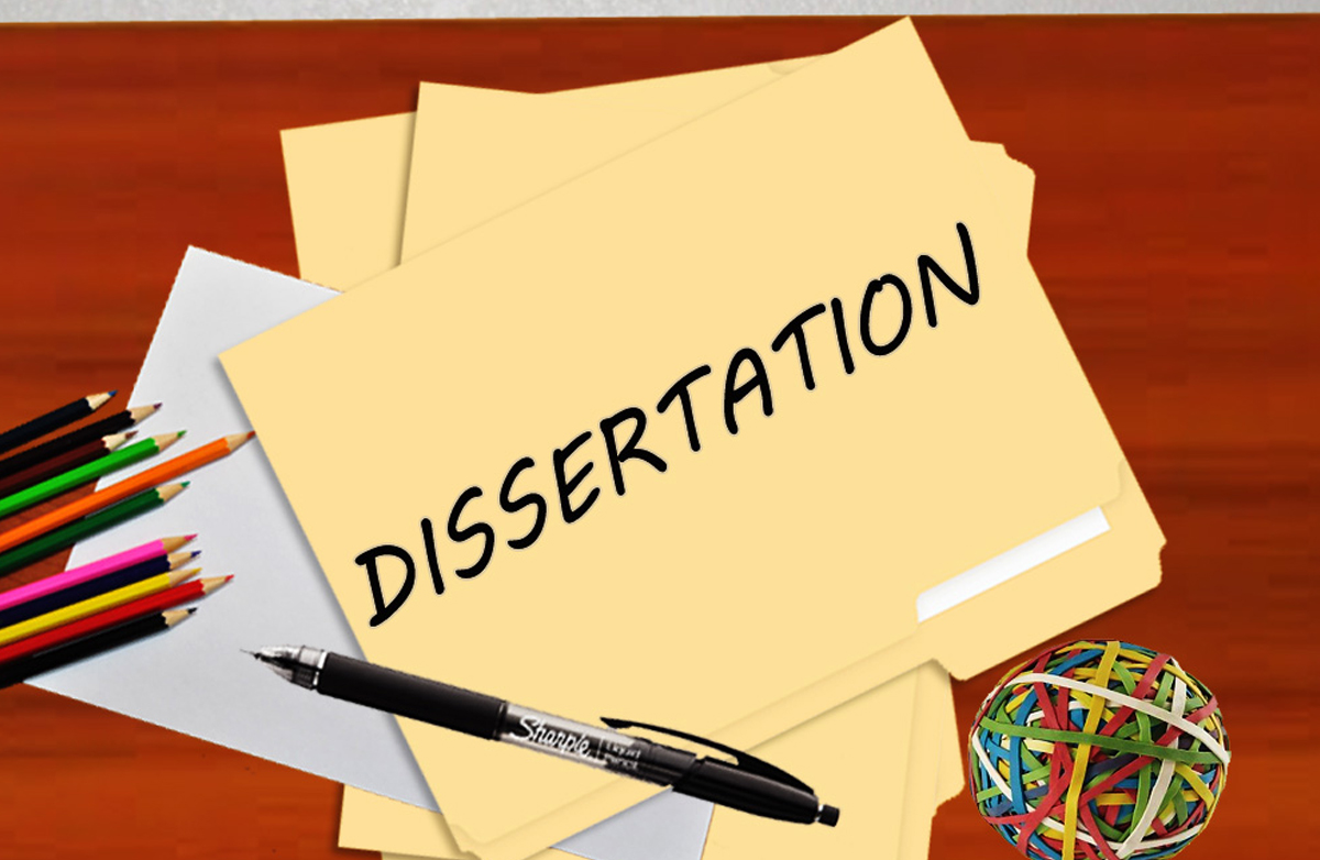 DISSERTATION & THESIS WRITING